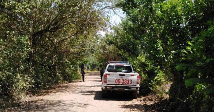 Asesinan a un adolescente cerca de una vivienda en Concepción Batres, Usulután