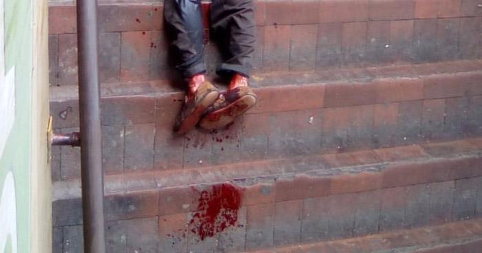 Acribillan a balazos a un hombre en el edificio 4 del Mercado Central de San Salvador