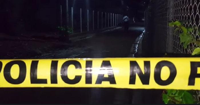 Acribillan a balazos a un hombre en Guatajiagua, Morazán