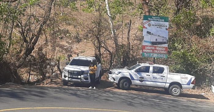 Hallan cadáver decapitado de una mujer en Tejutepeque, Cabañas