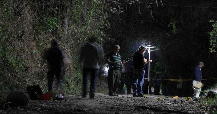 Raptan a hombre y luego lo asesinan en San Ildefonso, San Vicente
