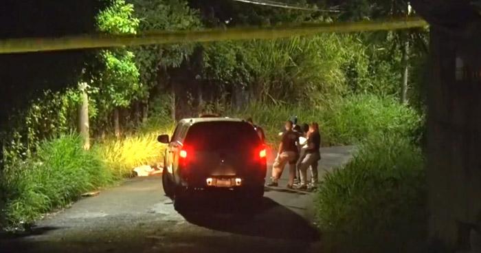 Asesinan a joven en colonia San Antonio de San Salvador