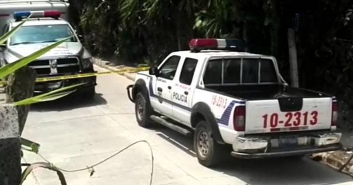 Pandilleros acribillan a balazos a un joven en Santa Cruz Michapa, Cuscatlán