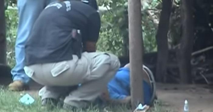 Joven fue acribillado a balazos en Puerto Parada, Usulután