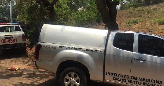 Hombre asesinado al interior de un cementerio de Jucuarán, Usulután
