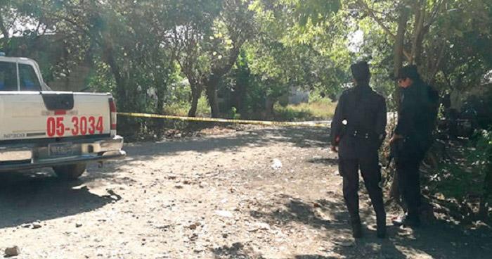 Asesinan con arma blanca a un hombre en Alegría, Usulután
