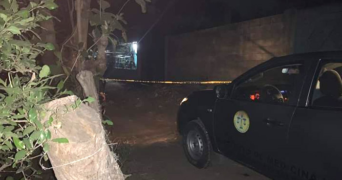 Asesinan a joven cuando visitaba a su novia en Usulután