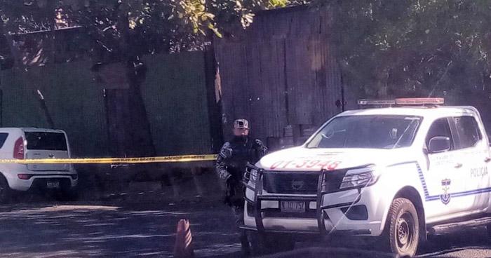 Asesinan a vendedor de pan por Bulevar Venezuela, San Salvador