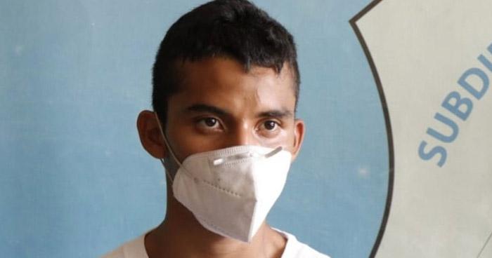 Prisión preventiva para sujeto que asesinó a su familia en San Bartolo