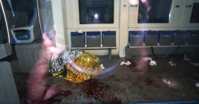 Hombre ataca con un cuchillo a varias personas en Alemania y deja a 12 lesionados