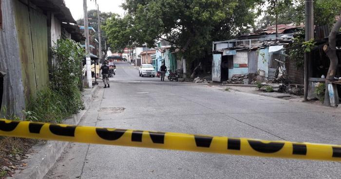 Tres lesionados tras ataque armado en comunidad Las Victorias, Ciudad Delgado