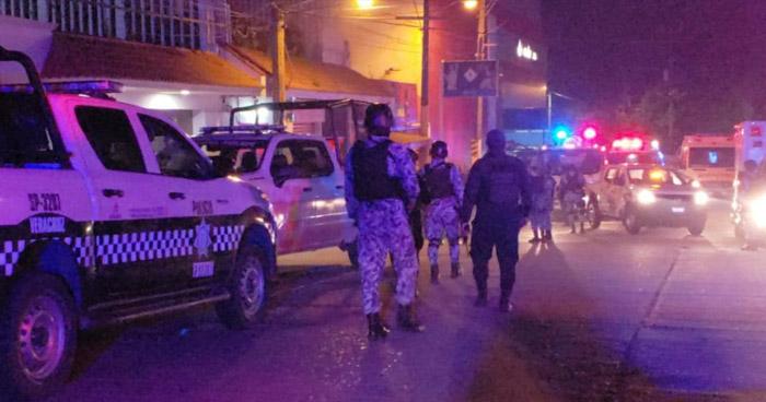 Ataque en un bar de México deja 23 muertos y varios heridos