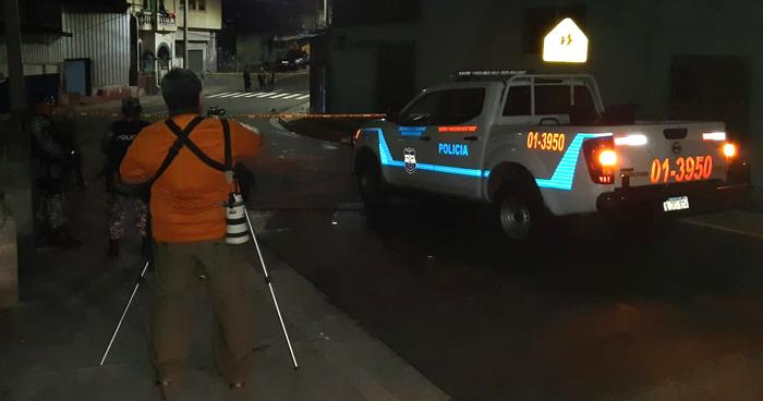 Una mujer muerta y otra lesionada tras ataque en calle Modelo de San Salvador