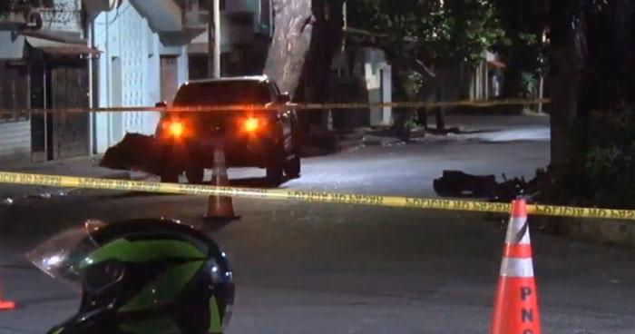 Un lesionado tras ataque armado en colonia Layco de San Salvador