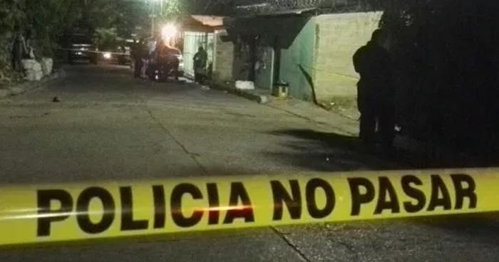 Asalto a mano armada en taller de Santa Ana deja 1 muerto y 2 lesionados