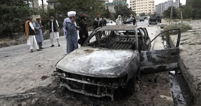 Estado Islámico reivindica ataque con cohetes contra aeropuerto de Kabul