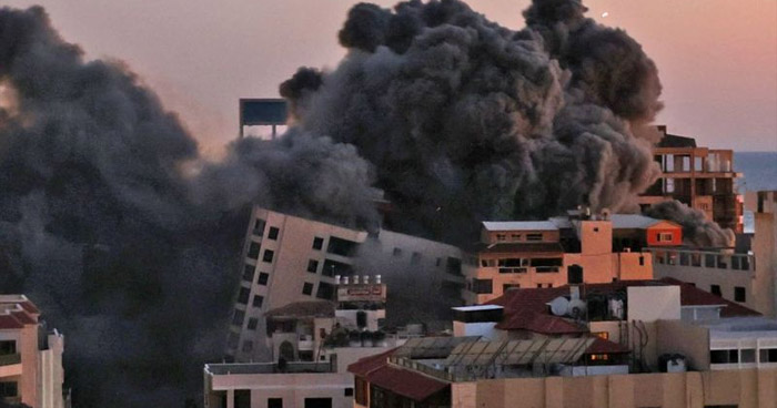 Al menos 26 palestinos han muerto en bombardeos entre Israel y la Franja de Gaza