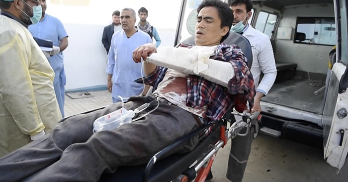 Ataque en universidad de Kabul deja 20 muertos y 20 heridos