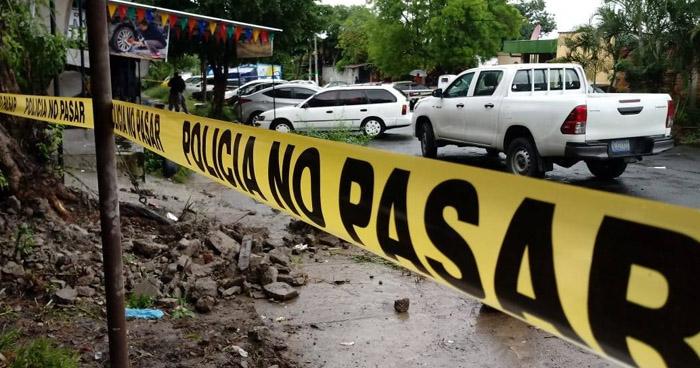Vigilante muerto y otro lesionado tras ataque armado en colonia Zacamil del Mejicanos