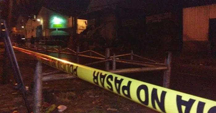 Vigilante murió tras sufrir ataque armado en inmediaciones del mercado La Tiendona