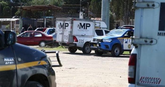 Siete muertos tras pelea entre pandillas rivales en cárcel de Guatemala