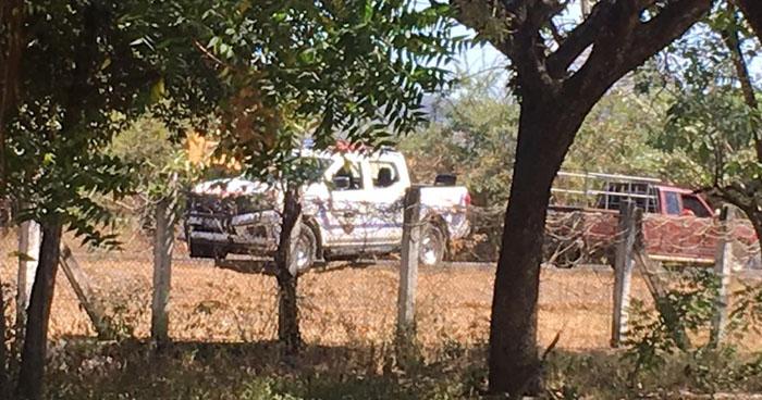 Pandilleros ametrallan a patrulla de la PNC y matan a dos policías en San Miguel