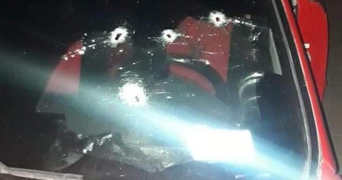 Pandilleros emboscan y disparan contra agentes de la PNC en Santa Ana