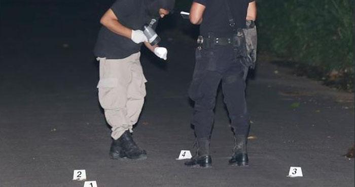 Pandilleros atacaron una sede policial en Tacuba, Ahuachapán