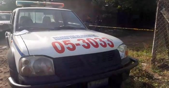 Asesinan con arma blanca a un hombre en San Agustín, Usulután