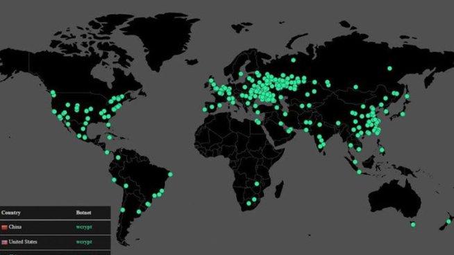 Se produce un masivo ataque cibernético en al menos 74 países