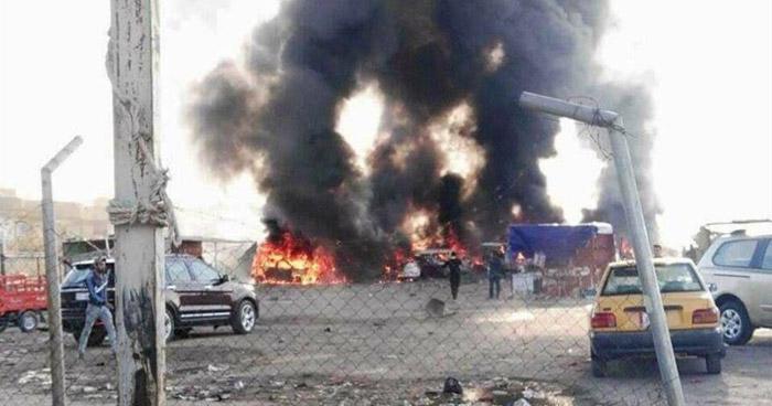 Ocho muertos dejó atentado suicida del Estado Islámico en el oeste de Irak