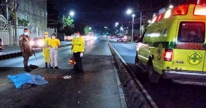 Hombre muere al ser atropellado en avenida Peralta de San Salvador