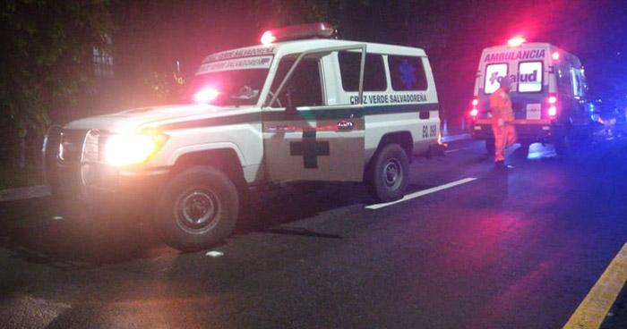 Hijo del exministro de Seguridad muere al ser atropellado sobre el Bulevar Los Héroes
