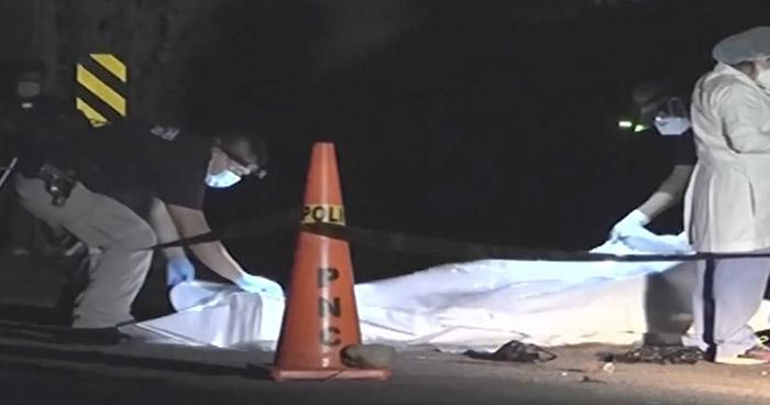 Hombre murió anoche tras ser arrollado en Ciudad Delgado