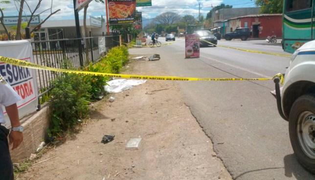 Conductor, por sobrepasar, atropelló y mato a una anciana en carretera Troncal del Norte