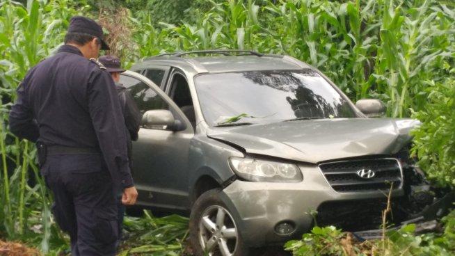Hombre muere tras ser arrollado por una camioneta de la PNC