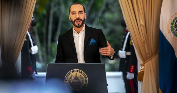 Nayib Bukele propone aumento del 20% al salario mínimo de El Salvador