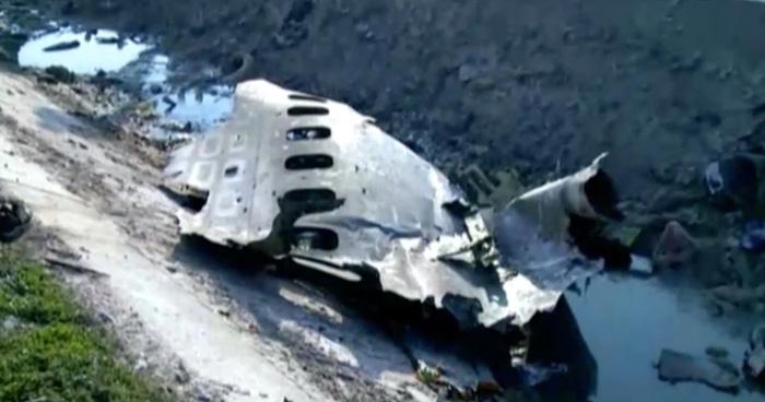 Mueren los 176 pasajeros de un avión ucraniano que se estrello en Irán