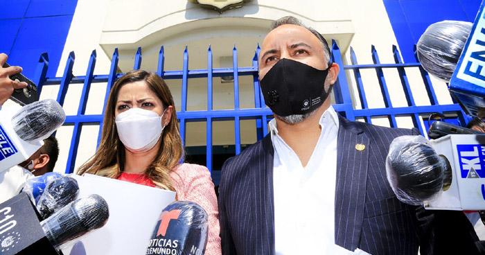 Interponen aviso por presuntos actos de corrupción cometidos durante los dos periodos del FMLN