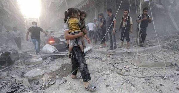 Denuncia la muerte de 10 civiles en un ataque a una escuela en Siria
