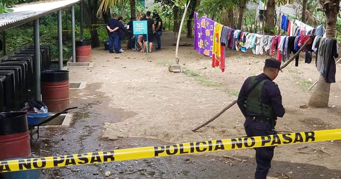 Pandilleros llegaron hasta un centro turístico para asesinar a un joven en San Miguel