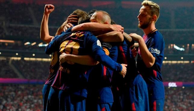 El Barcelona aplasta 5-0 al Sevilla y se corona campeón de la Copa del Rey