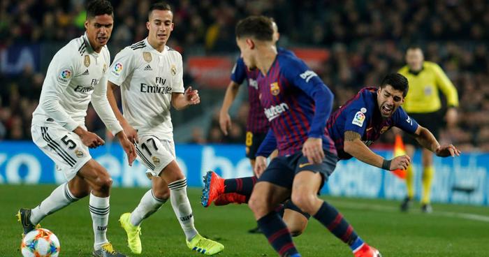 El finalista de la Copa Del Rey se decidirá en el Santiago Bernabéu (1-1)