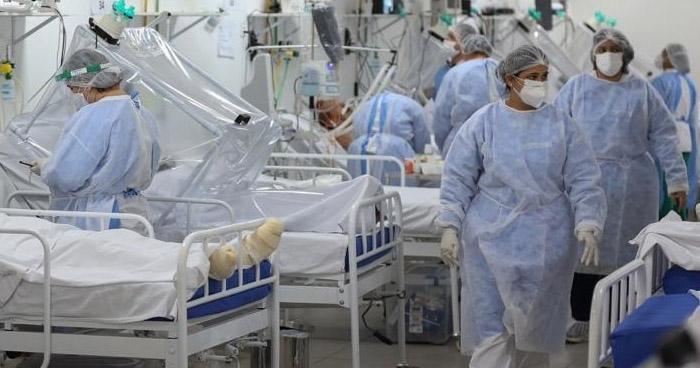Brasil supera  los 4 millones de contagios confirmados de COVID-19