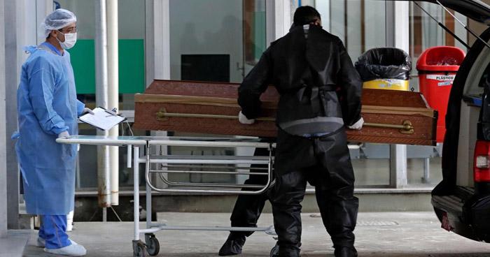 Brasil supera la cifra de las 120 mil muertes por COVID-19