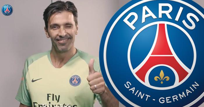 Oficial: Buffon ya es nuevo portero del PSG