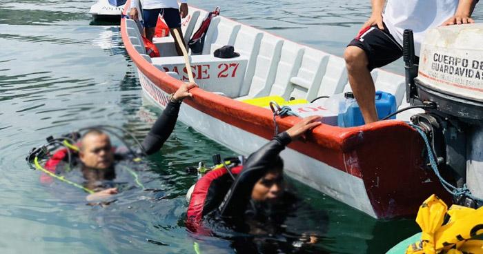 Niña de 13 años muere ahogada en Lago de Ilopango