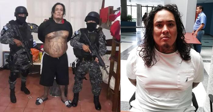 Prisión preventiva para pandillero que fue capturado el lujosa vivienda en Ahuachapán