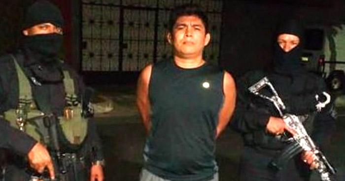"""Cabecilla capturados en casa de """"seguridad"""" en San Martín"""