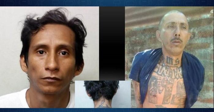 Cabecillas de una pandilla fueron capturados cuando portaban un arma de fuego y droga
